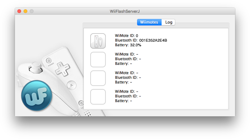Alan Ross · Experiment · WiiFlash 0 4 Server for Mac OS X